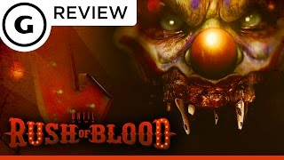 Until Dawn: Rush of Blood on PlayStation VR - Review