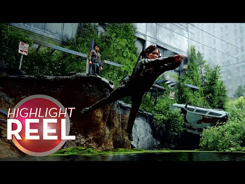 Highlight Reel #551 – The Last Of Us 2 Glitch Makes A Splash