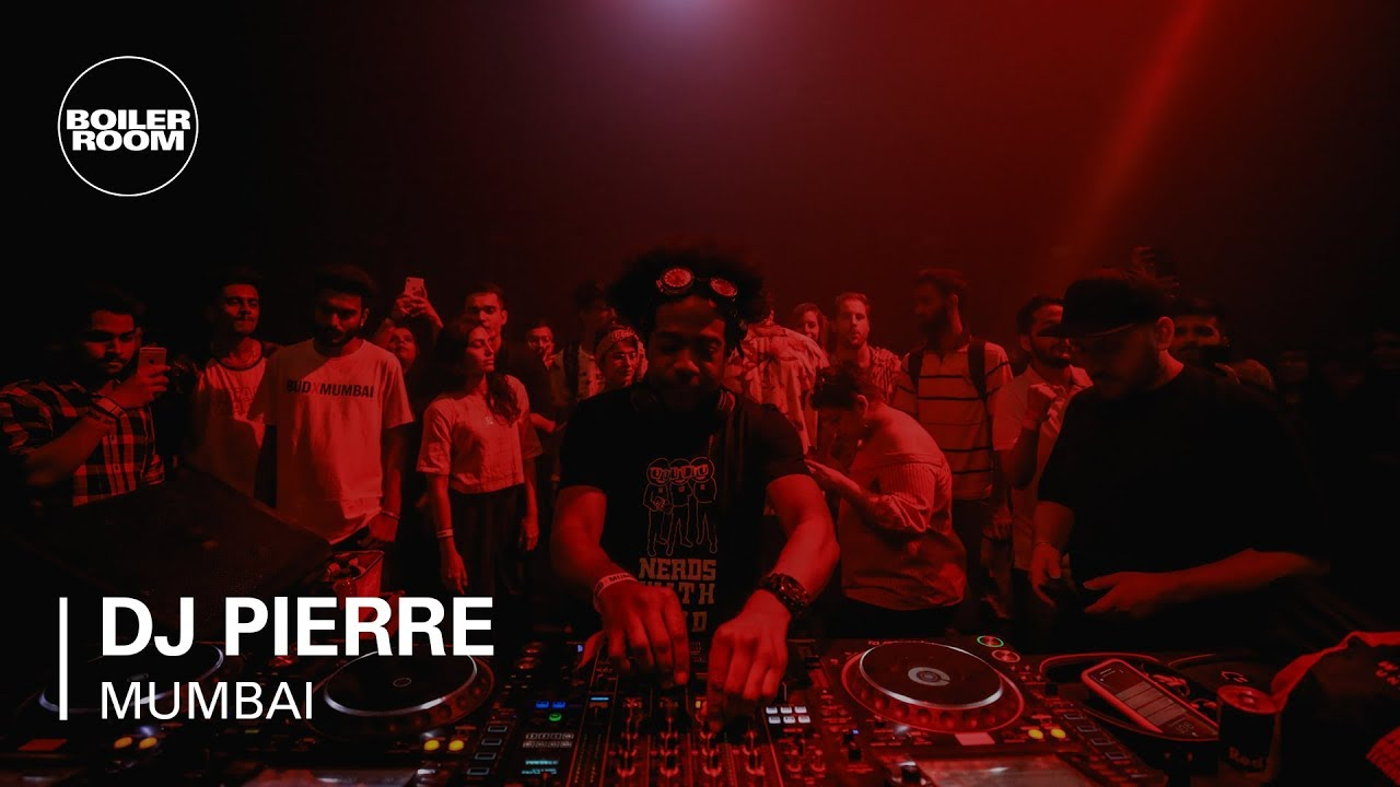 DJ Pierre - Live @ Boiler Room at Bud X Mumbai 2019