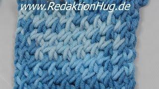 Flechtmuster Muster Stricken Basket Weave Criss Cross Stitch