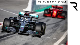 F1 testing: 'The mind games have started between Ferrari and Mercedes'