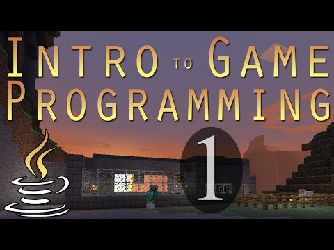 ► Beginner Java Programming – Episode 1: Intro to Game Design