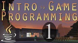 ► Beginner Java Programming - Episode 1: Intro to Game Design