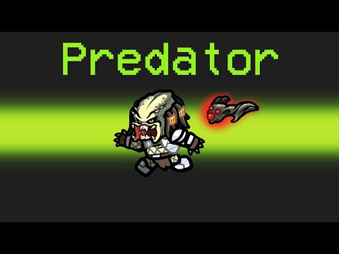 *NEW* PREDATOR Mod in Among Us