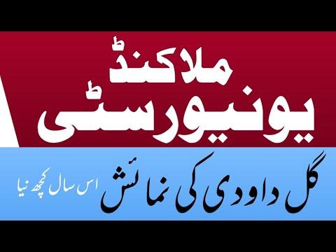 Exhibition l Gul-e-Dawoodi l University of Malakand 2019