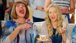 "MAMMA MIA! 2 ""Cast Reunion"" Blu Ray Teaser"