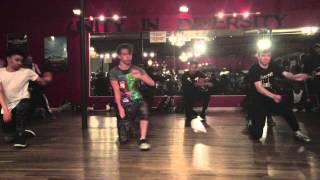 """@ChrisBrown @Tyga """" I BET """" Fan of a Fan 2 - Willdabeast Adams choreography @Willdabeast__"""