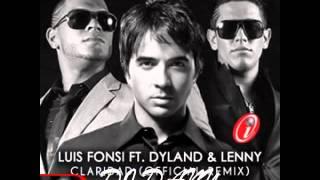 Luis Fonsi ft Dyland y Lenny - Claridad DJ DANY