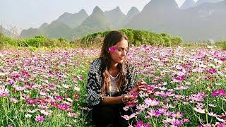 Video : China : Exploring YangShuo 阳朔, GuangXi province