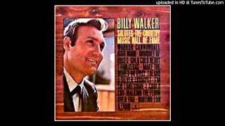 Billy Walker - I'm So Lonesome I Could Cry (1968)
