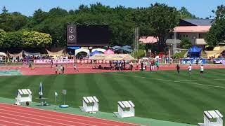 2018神奈川県高校総体女子3000m決勝