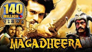 Magadheera Hindi Dubbed Full Movie | Ram Charan, Kajal Aggarwal, Dev Gill, Srihari