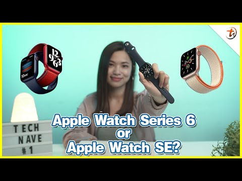 Apple Watch Series 6 - A smartwatch for gym junkies? |TechNave Unboxing and Hands-On Video