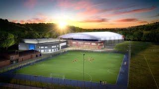 USW Sport Park flythrough – University of South Wales
