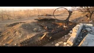 Apocalyptica Deathzone. Video from Ukraine war 2015.