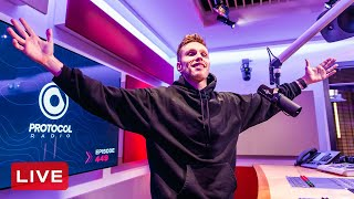 Nicky Romero and Kryder - Live @ Protocol Radio 449 (PRR449) 2021