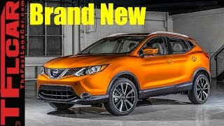 Debut: 2017 Nissan Rogue Sport - Everything You Ever Wanted to Know