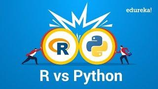 R vs Python   Best Programming Language for Data Science and Analysis   Edureka