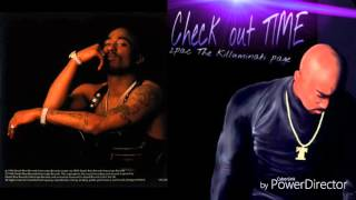 2pac - Check Out TIME. [HQ]