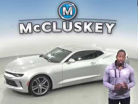New 2018 Chevrolet Camaro 1LS
