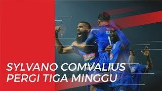 Pelatih Arema FC Pasrah Ditinggal oleh Pemain Andalannya Sylvano Comvalius