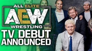 AEW Announce TV Debut: Everything You Need To Know | WWE Network Changes?