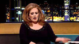 Adele - Interview (The Jonathan Ross Show - 3rd September 2011)