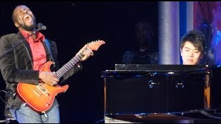 """Wyclef """"Wyclectic"""" Jean - Nobel Peace Prize Concert 2009 Part 1"""