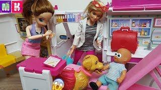 КОРОЧЕ ГОВОРЯ, КОНТРОЛЬНАЯ НА 2. КАТЯ И МАКС ВЕСЕЛАЯ СЕМЕЙКА Мультик с куклами Барби мультики