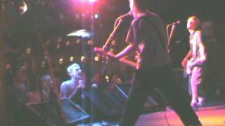 BOY KICKS GIRL: LIVE 105.3 Battle of The Bands at Bottom of The Hill SF - Part 004 - Denny's Girl