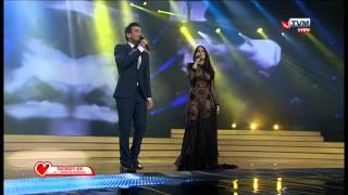 Gianluca Bezzina & Ira Losco - L-Aħħar Bidwi F'Wied il-Għasel / Xemx  (MESC 2014)