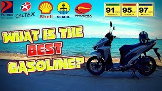 What is the Best Gasoline? | Unleaded vs Premium | Combustion System