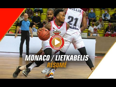 [MINI-MOVIE] Monaco - Lietkabelis | EUROCUP
