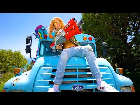 """Lil Pump - """"FORTNITE"""" (Official Music Video)"""