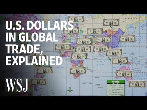 , title : 'How Global Trade Runs on U.S. Dollars   WSJ