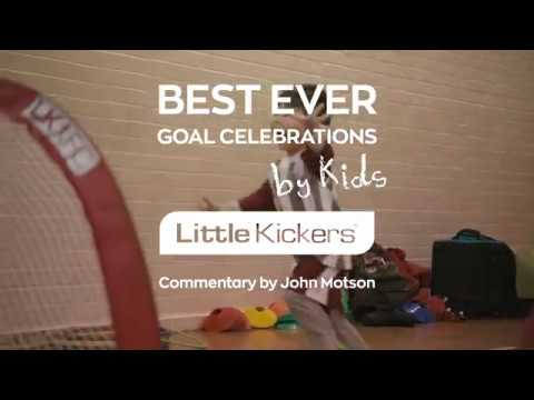 Little kickers - Celebrating life's little successes!