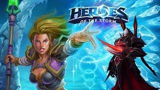 Разрезанная талдаримом - Лига героев в Heroes of the Storm