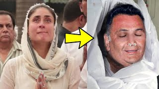 EMOTIONAL Kareena Kapoor Breaks Down Seeing Rishi Kapoor Condition After PASSING AWAY