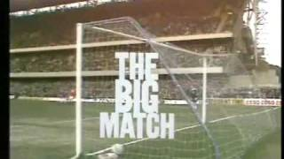 The Big Match theme music 1974-1980