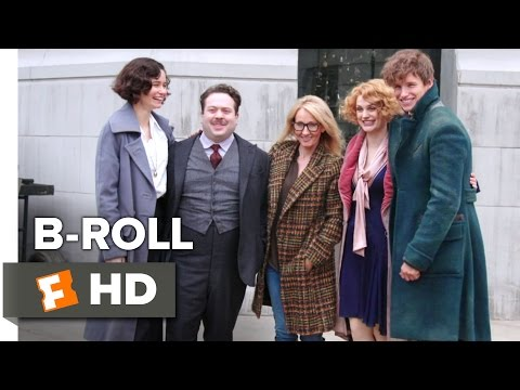 Fantastic Beasts and Where to Find Them (B-Roll)