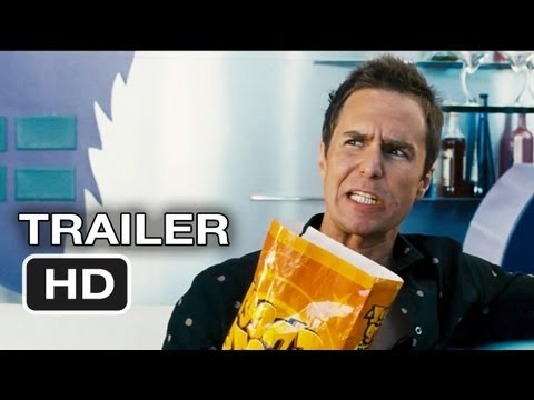 Video trailer för Seven Psychopaths Official Trailer #1 (2012) - Christopher Walken, Sam Rockwell Movie HD