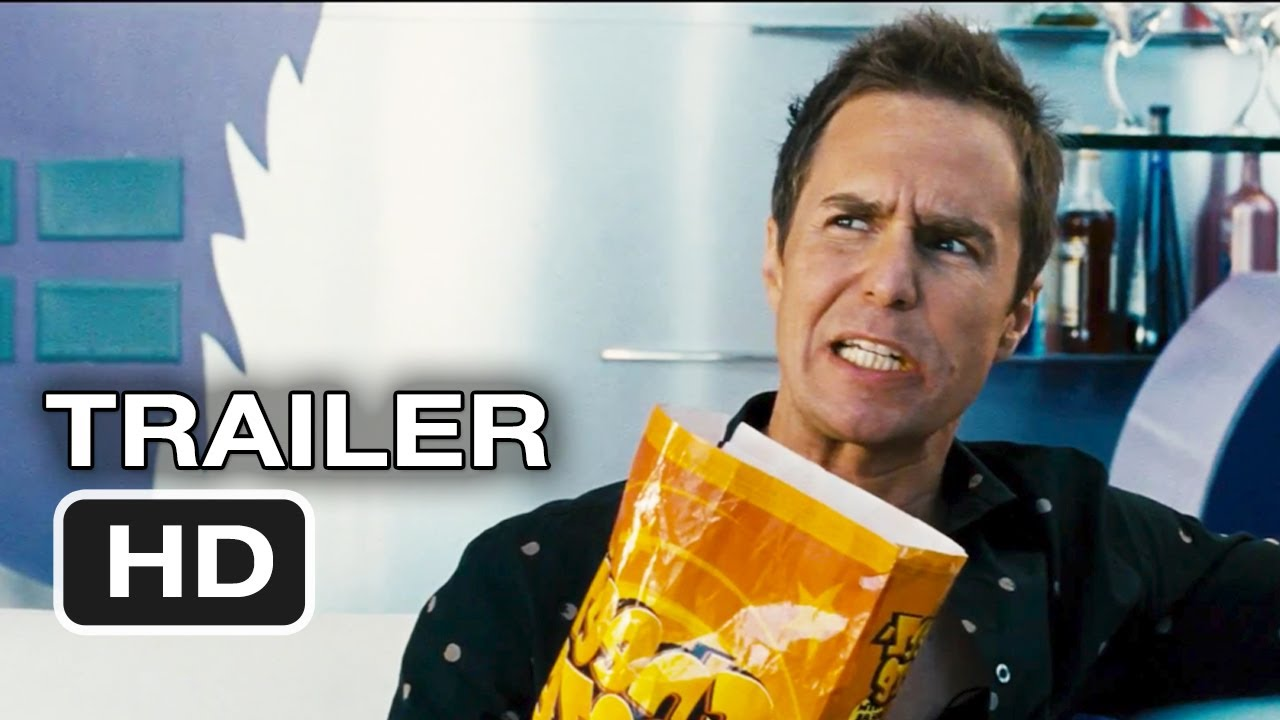 Trailer för Seven Psychopaths