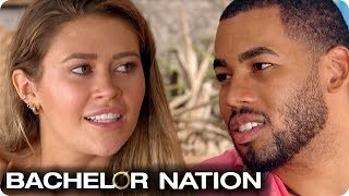 Mike Makes A Move On Caelynn | Bachelor In Paradise