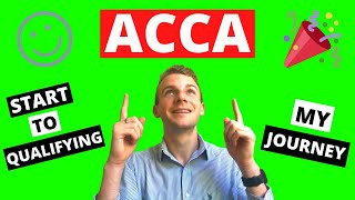 My ACCA Journey From Start To ⭐️QUALIFYING ACCA!⭐️| My Experience and How To Become ACCA Qualified?
