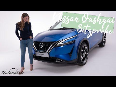 2021 Nissan Qashqai: Unsere ersten Eindrücke, Sitzprobe und wichtige Infos [4K] - Autophorie