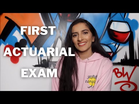 Which Actuarial exam should you take first? | IFoA Actuarial exams ...