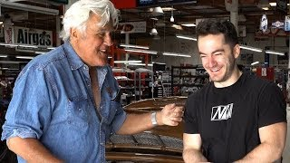 Visiting Jay Leno's Garage + 1000HP McLaren