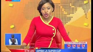 Timu nne kutoka Kenya na Tanzania kungangana katika dimba la Super Cup