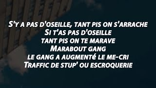 Niska WLG | Paroles