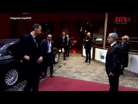 Netanyahu pide a la UE reconocer a Jerusalén como capital de Israel